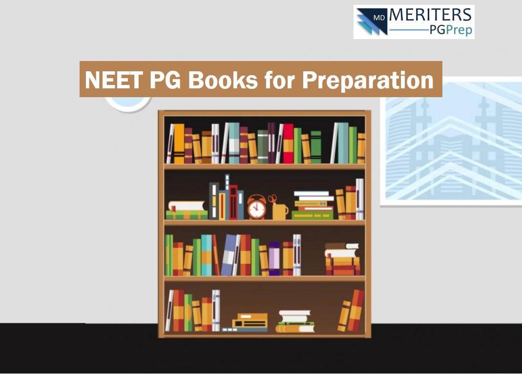 NEET PG Books to prefer during Exam Preparation