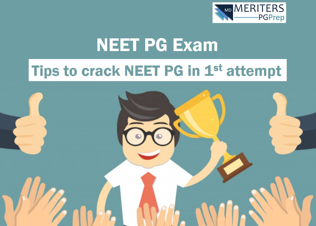 Tips To Crack NEET PG In First Attempt