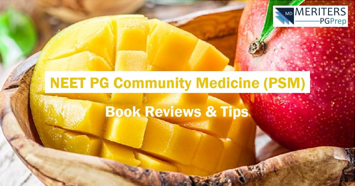 How to Prepare for NEET PG Community Medicine?