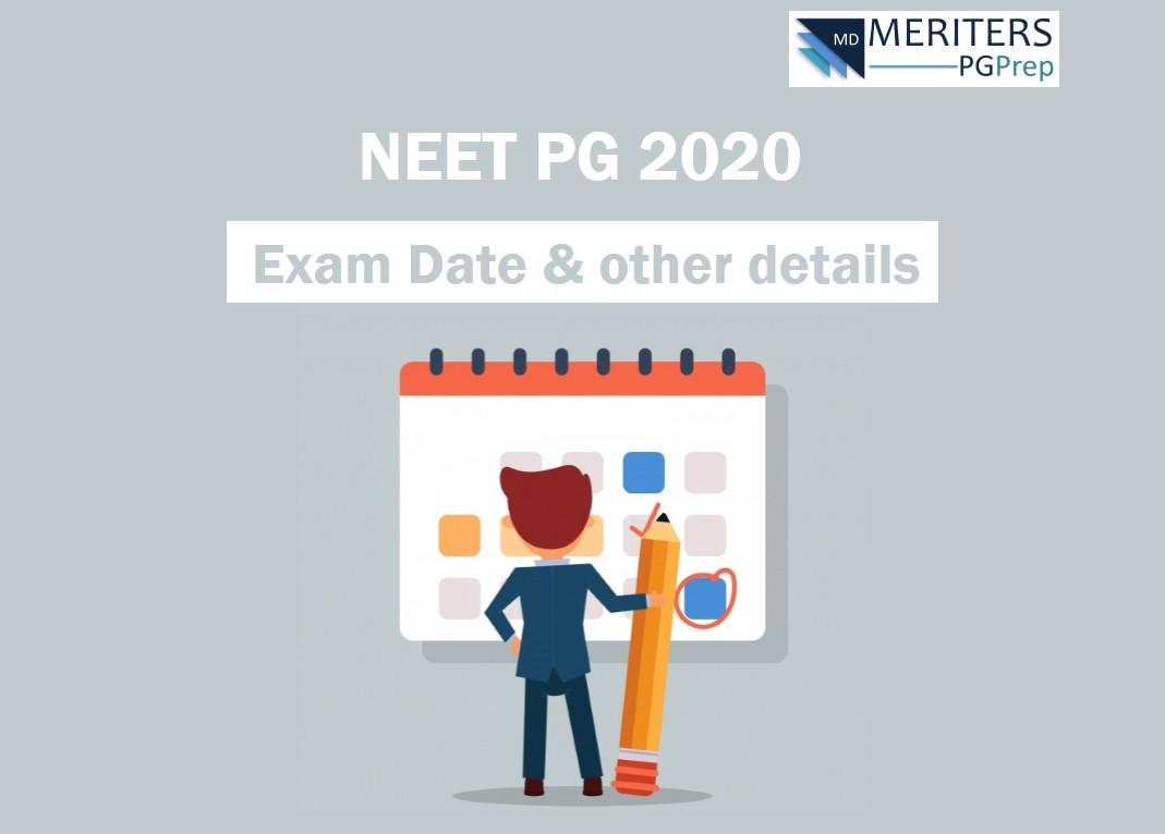 NEET PG 2020: Exam Date, Registration, Syllabus & Preparation